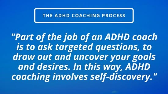 an adhd coach asks targeted questions